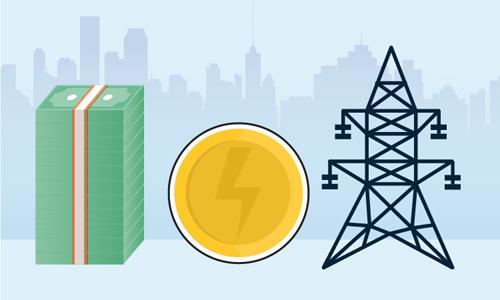 Đồ họa 10 năm tăng giá điện của Việt Nam.